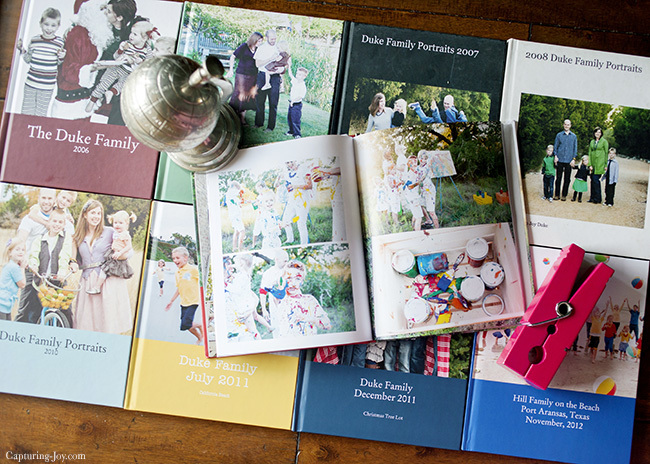 Family Photo Album tips for printing pictures