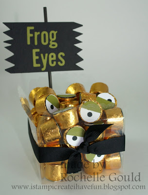 Frog Eyes Leap Day party snack idea