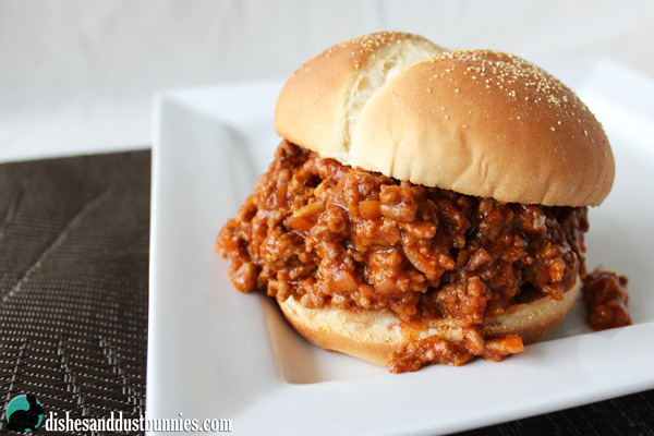 easy sloppy joe recipe using a slow cooker