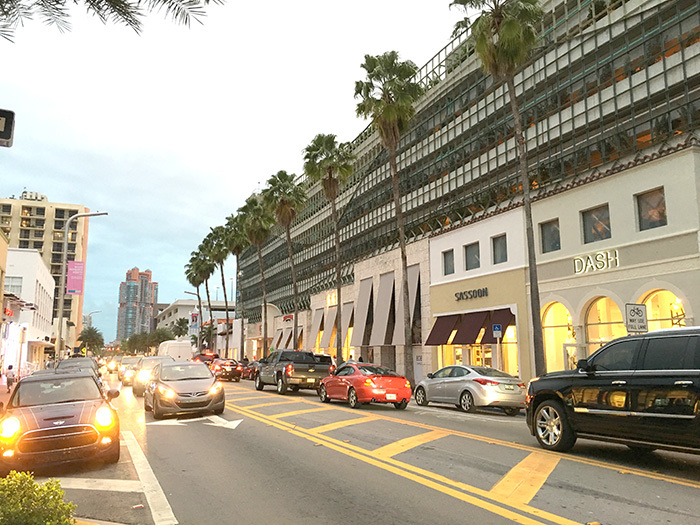 south beach miami shopping