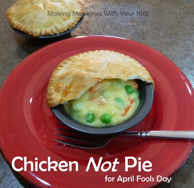10 Food Ideas for April Fools Day