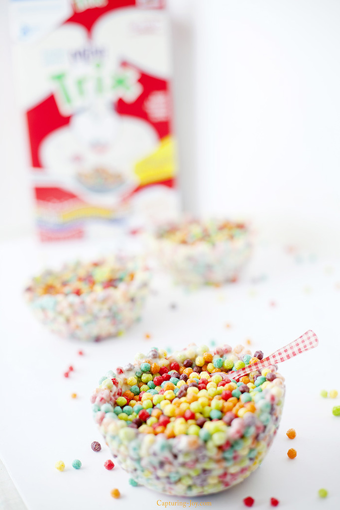 National Cereal Day recipe idea