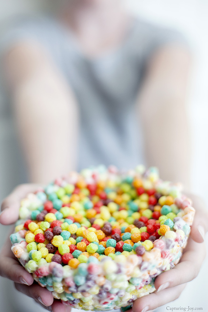 Trix Cereal Bowl, fun family treat on National Cereal Day