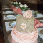 Floral 30th Birthday Party Dinner Ideas