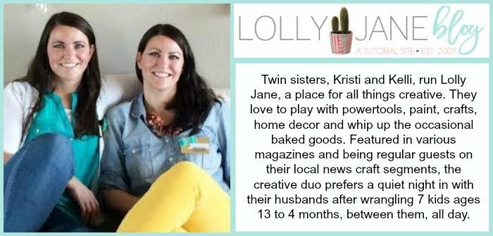 Lolly Jane blog Info