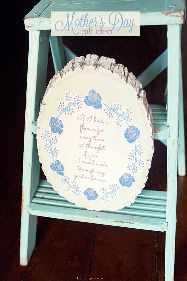 Mother's Day Quote Plaque