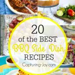 Get ready for summer? Check out this list of the best 20 BBQ side dishes around!