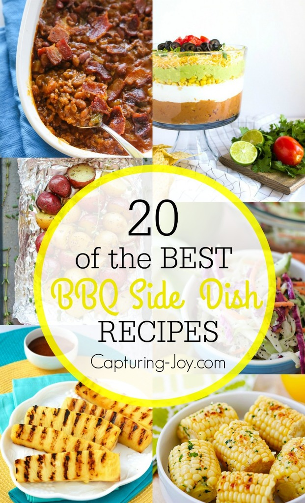 20 of the best bbq side dishes capturing joy with for Side dish recipes for grilling out
