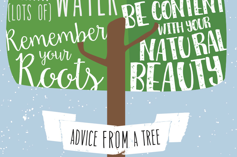 Advice From A Tree Capturing Joy With Kristen Duke