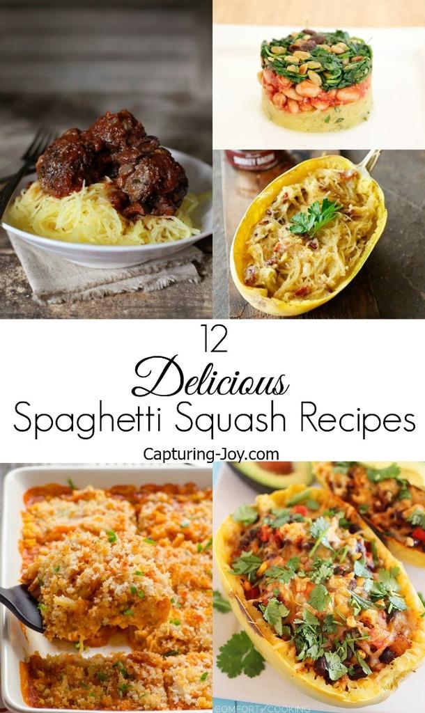 Best-Spaghetti-Squash-Recipes