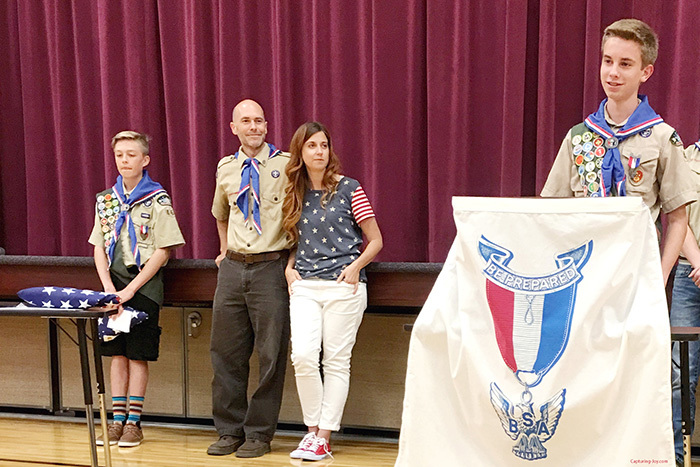 Eagle Scout Be Prepared