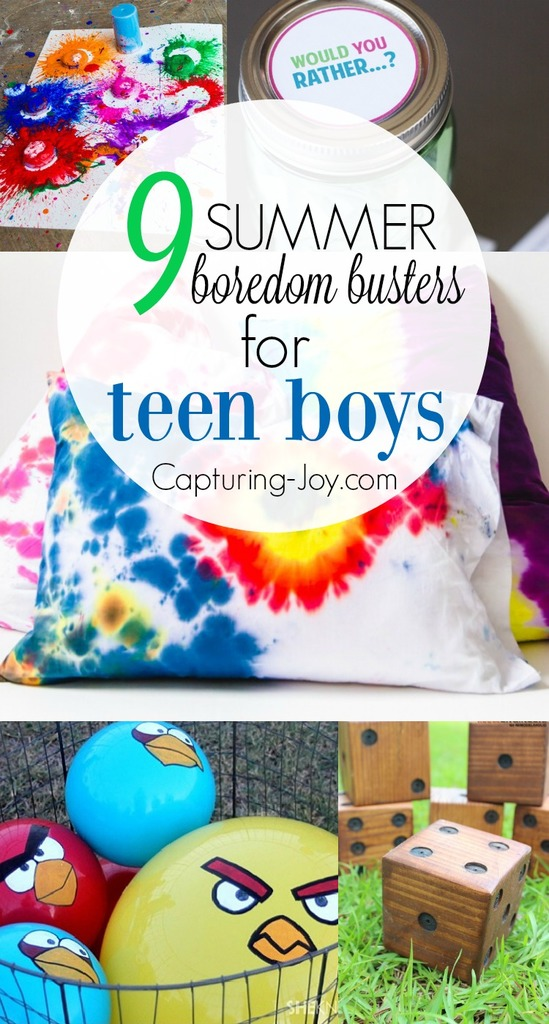 summer craft ideas for teens 9 summer boredom busters for teen boys 7208