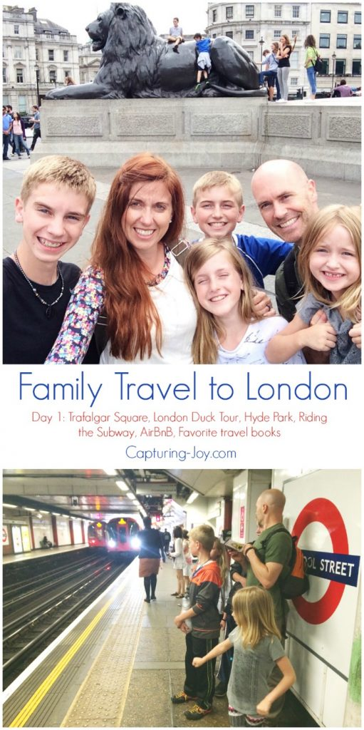 Family Travel to London tips and sights