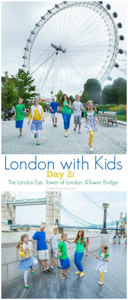 What to see and do in London with Kids