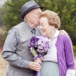 70 year marriage photo shoot
