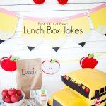 Print free lunch box jokes for kids