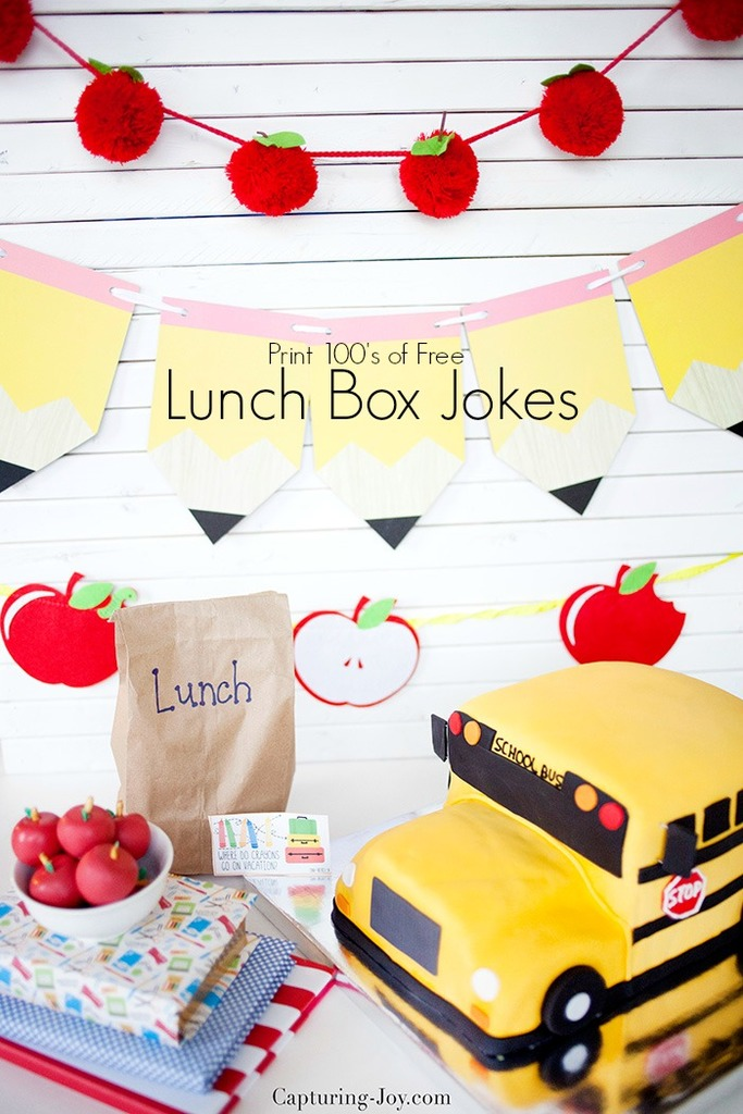 We All Scream For Lunch Box Jokes Capturing Joy With