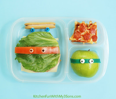 Teenage-Mutant-Ninja-Turtles-TMNT-Bento-Lunch