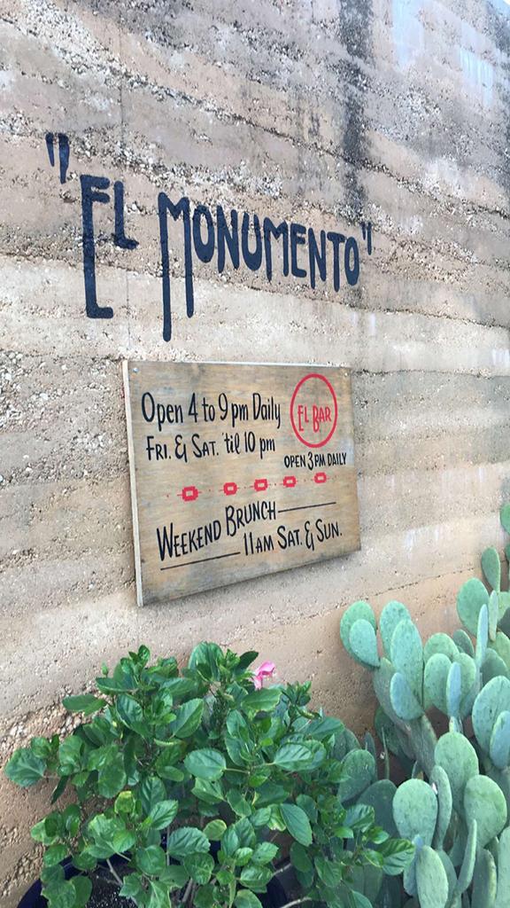 El Monumento Mexican restaurant Georgetown Texas