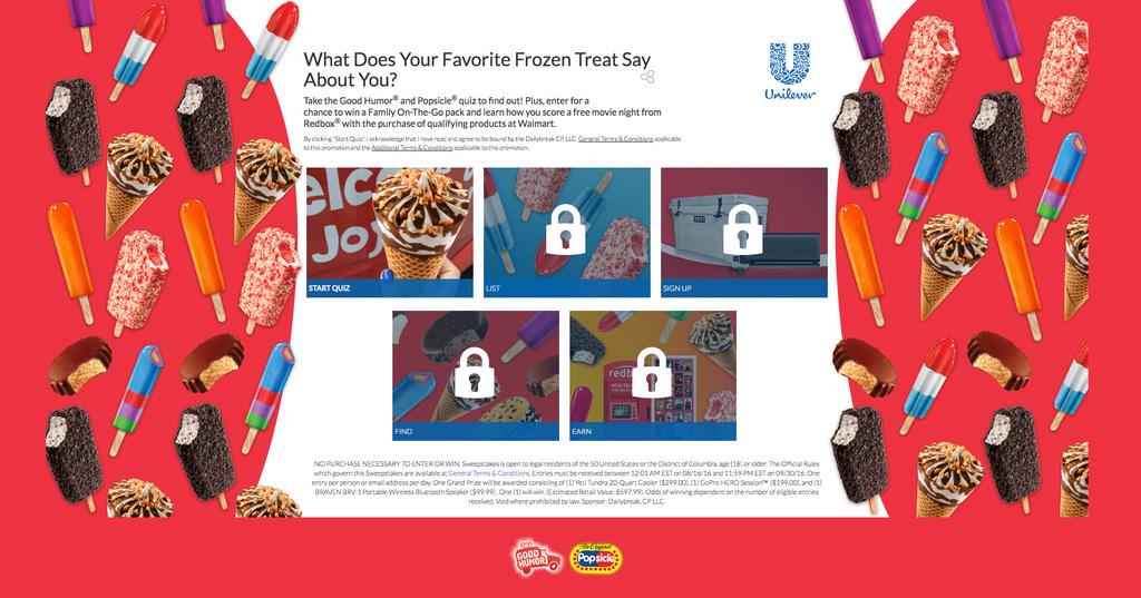 good-humor-popsicle-summer-quiz