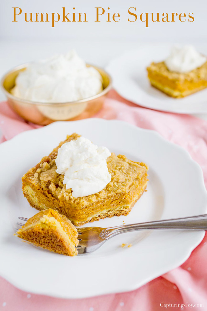 Pumpkin-Pie-Squares-perfect-for-fall dessert