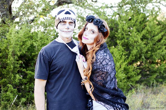 halloween-couple-day-of-the-dead-sugar-skeleton-skull