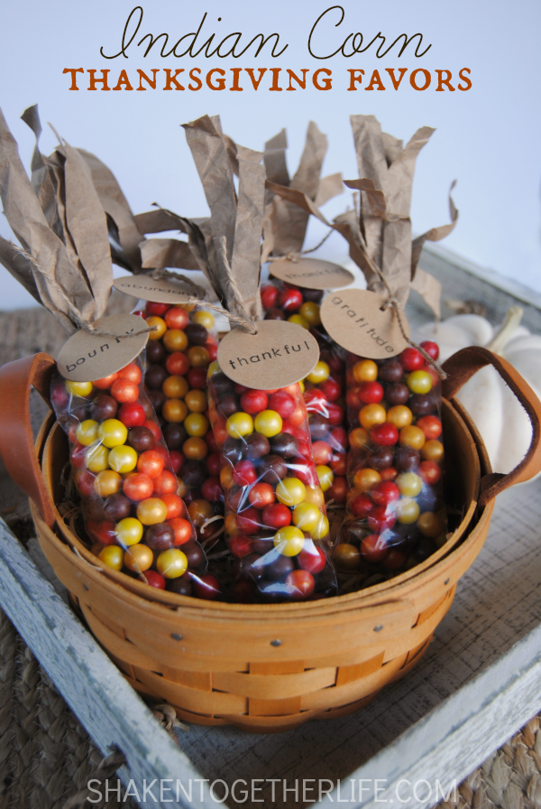 Hostess Gift Ideas for Fall