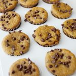 Best moist pumpkin chocolate chip bread muffins