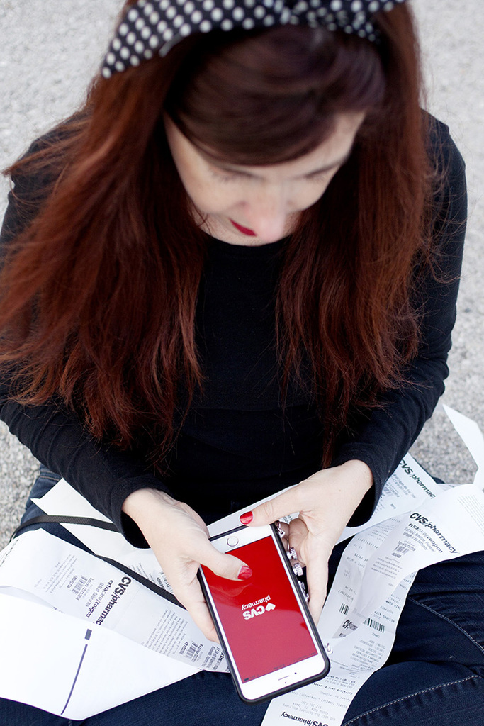 CVS phone app