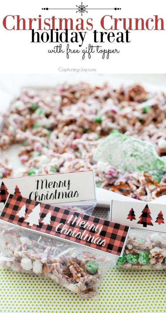 Christmas Crunch Recipe