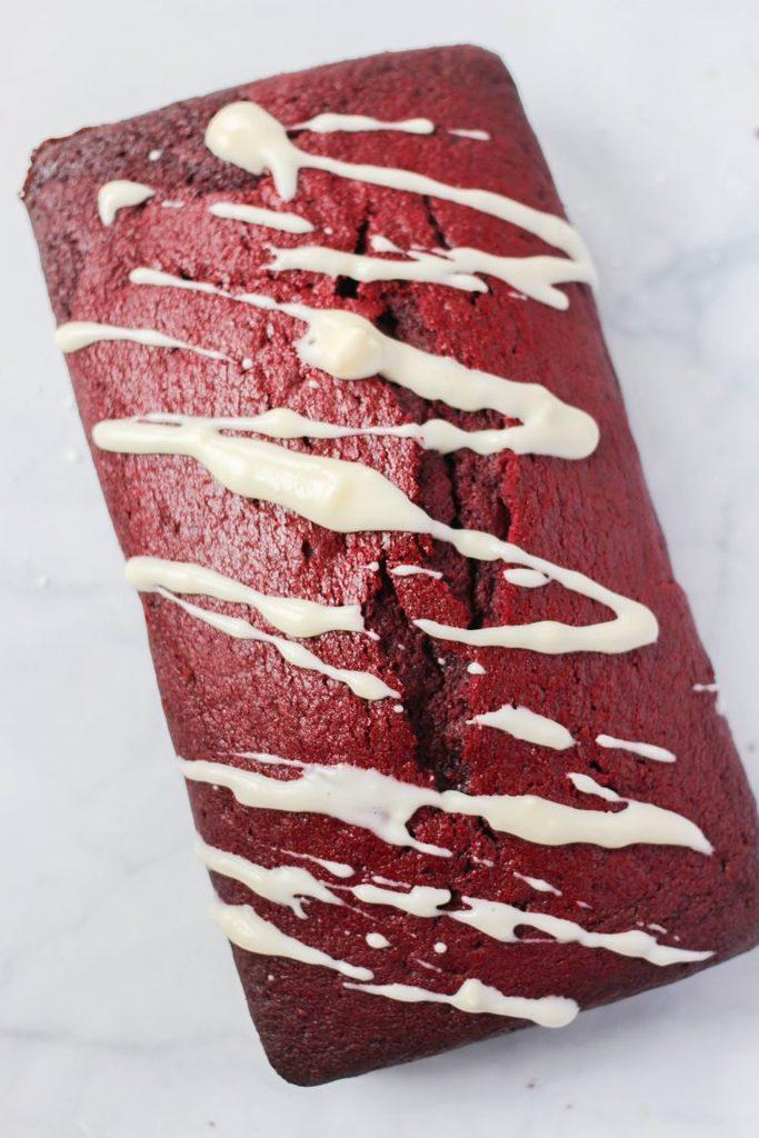 Red Velvet Loaf