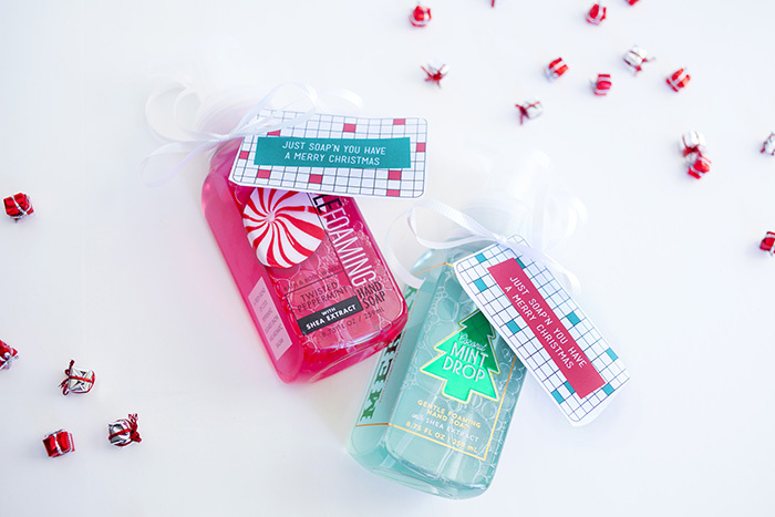 soap christmas gift