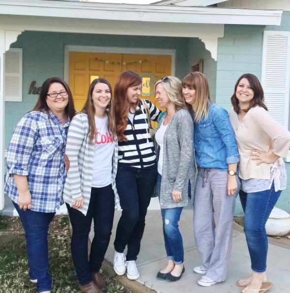 Blogging Friends Trip