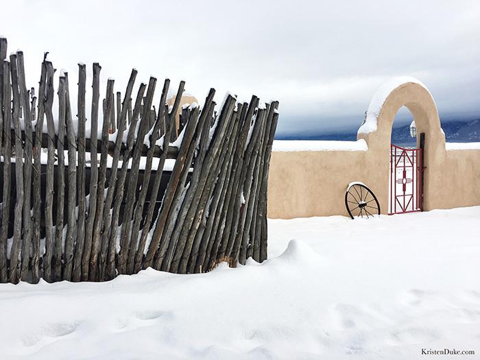 Taos New Mexico Rental