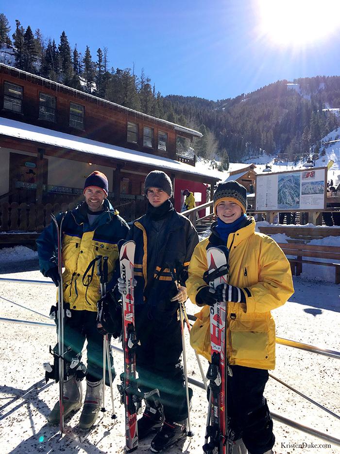 Taos New Mexico Skiing