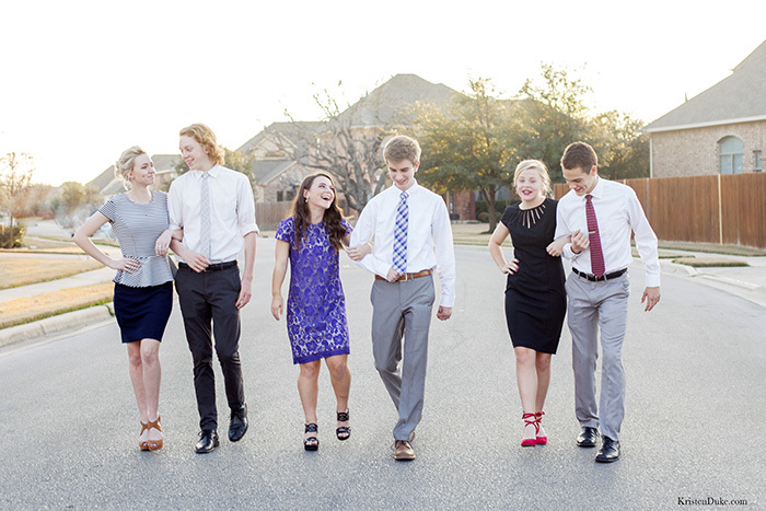 Parenting Teenagers pictures at Sadie Hawkins dance