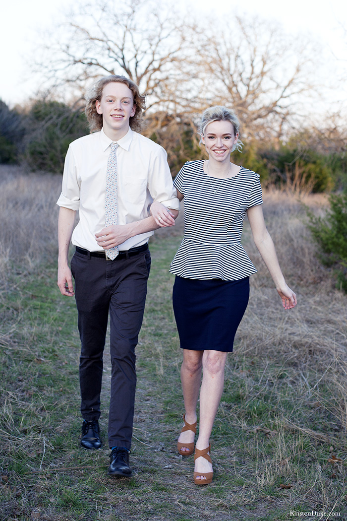 teen couple going to dance picture