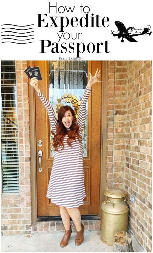 How to expedite Rush your passport renewal