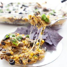 Sweet Potato Enchilada Casserole Recipe