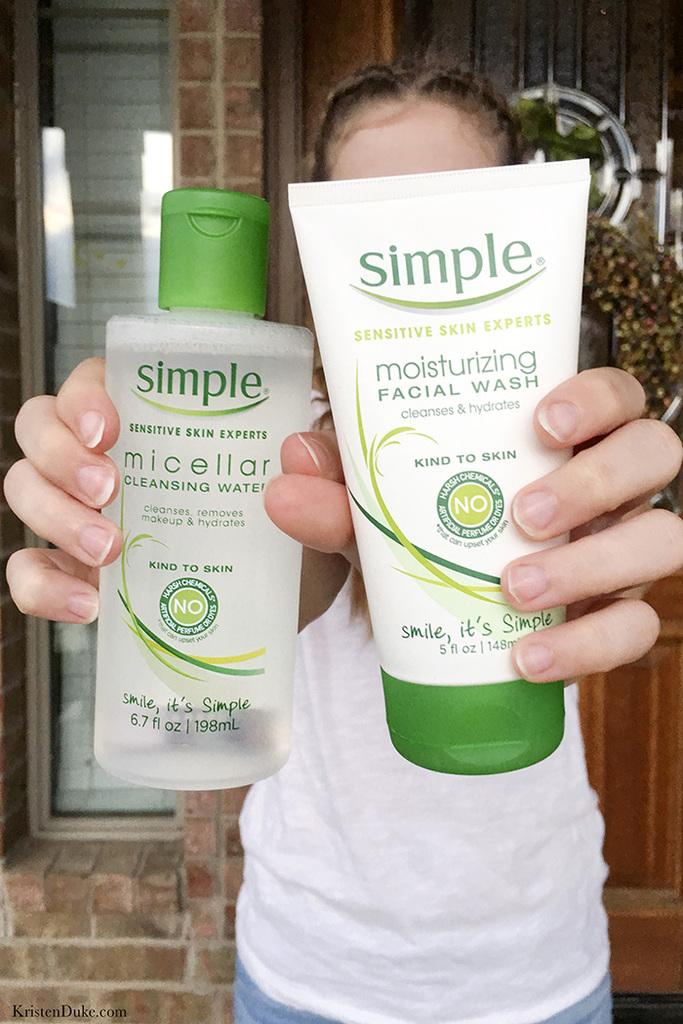 easy skin care
