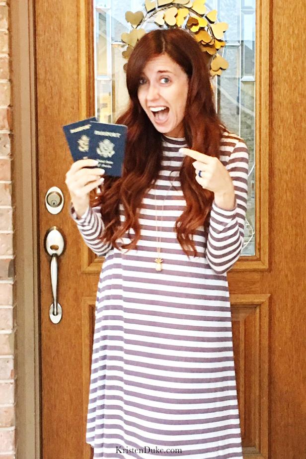 forgot to renew passport
