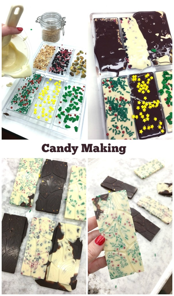 Candy Making with Kids