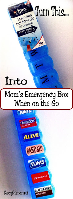 First Aid Car Kit