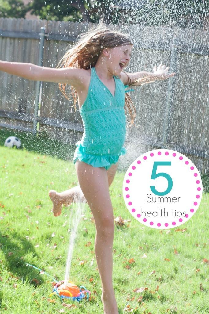 5 Summer Health Tips