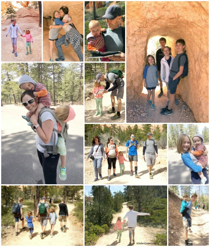 Best Family Hikes at Bryce Canyon National Park