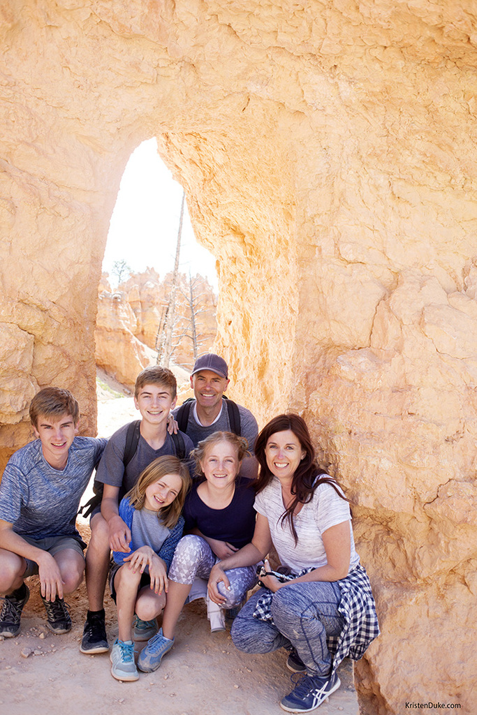 Bryce Canyon National Park Day Hike