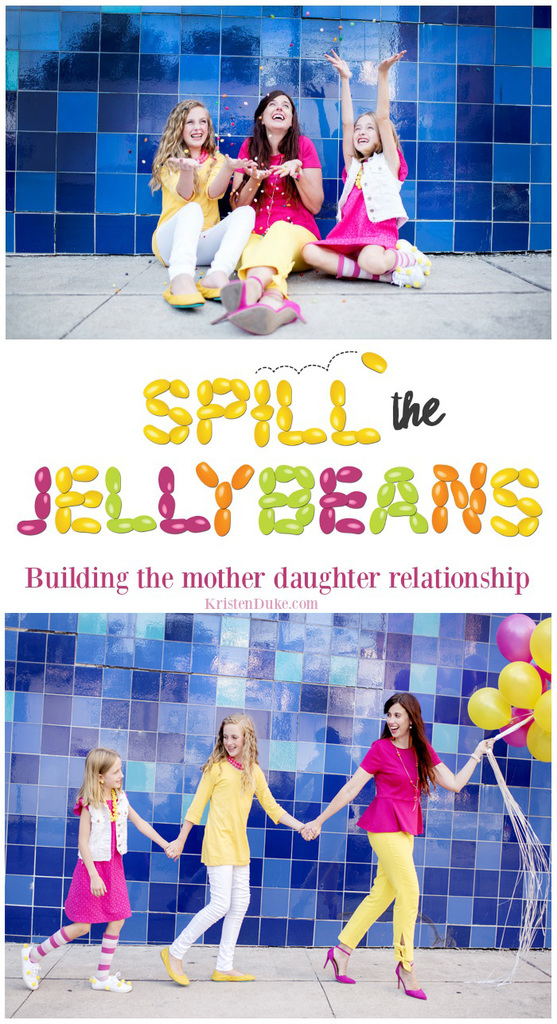 Building Mother Daughter Relationship Ideas