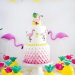 Flamingo Pineapple Party