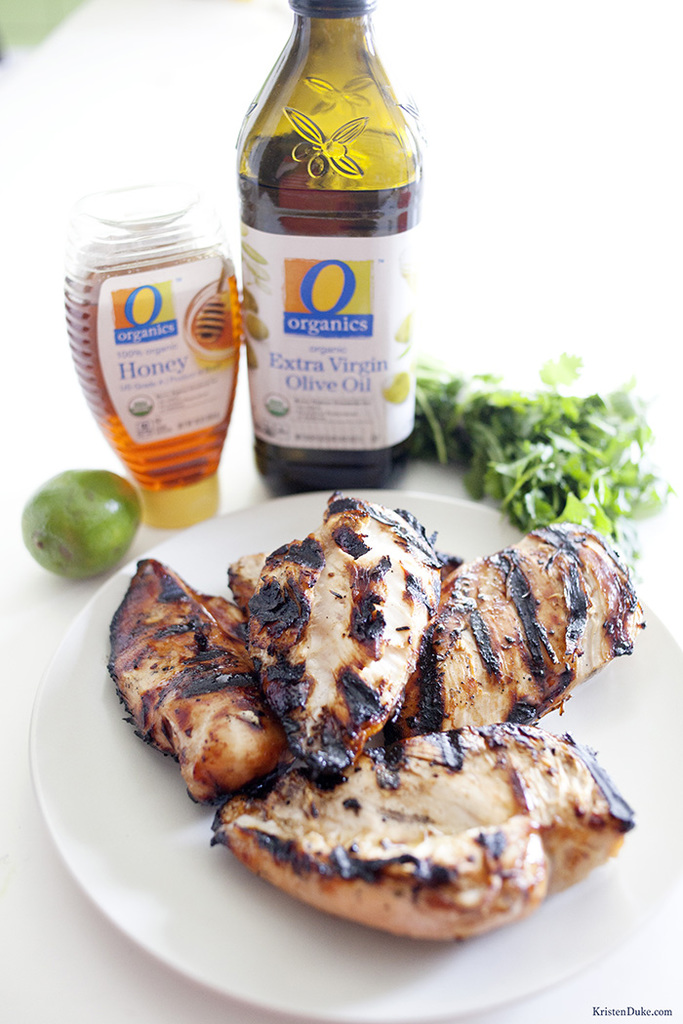 Healthy Chicken Marinade