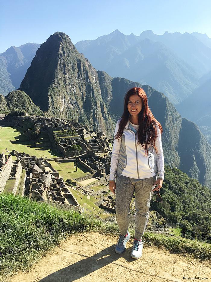 Plan a trip to Machu Picchu